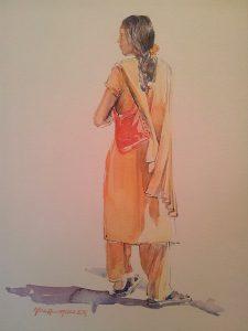 WC .Nepalese elegance 300x220