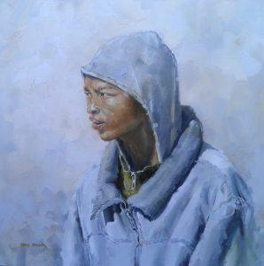 Oil. Piet from Poffadder 750x750